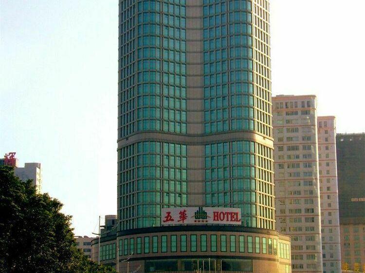Wu Hua Hotel Changsha