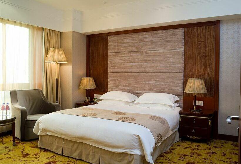 Zimmer Wenzhou Guomao Grand Hotel