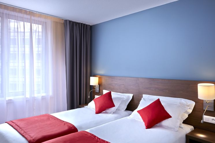 Appart'hôtel Citadines Place D'Italie Paris 파리