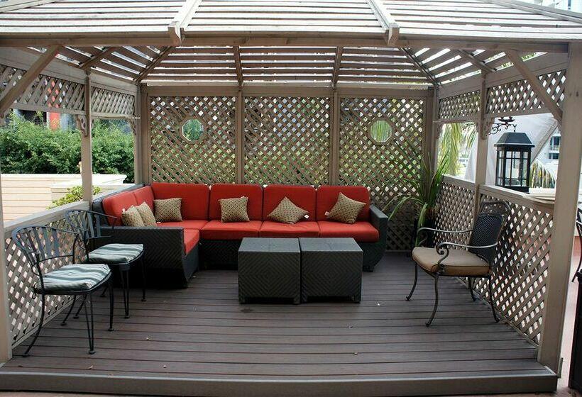 Hotel Best Western Cabrillo Garden Inn in San Diego starting at