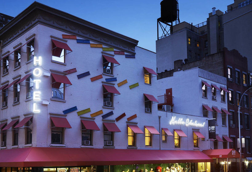 Hotel Chelsea Star New York