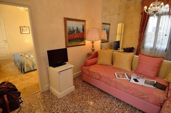 Hotel Palazzo Odoni Venedig