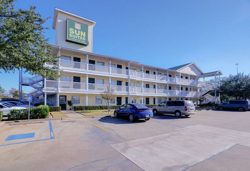 Hotel Sun Suites of Hobby (Clearlake) Houston