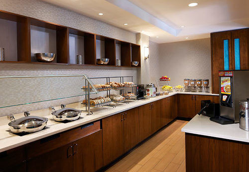 Hotel SpringHill Suites Newark International Airport