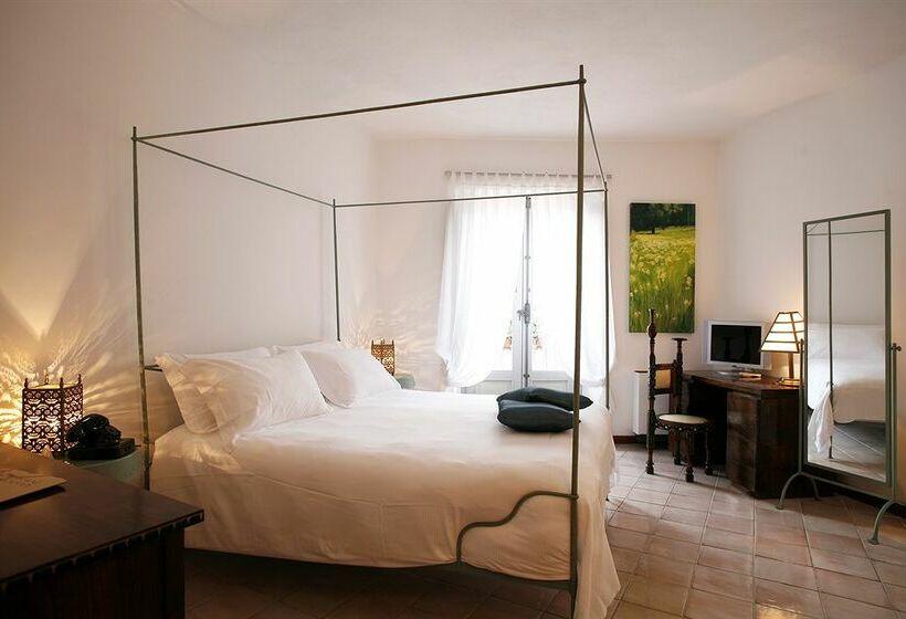 Quarto Hotel La Locanda Delle Donne Monache Maratea