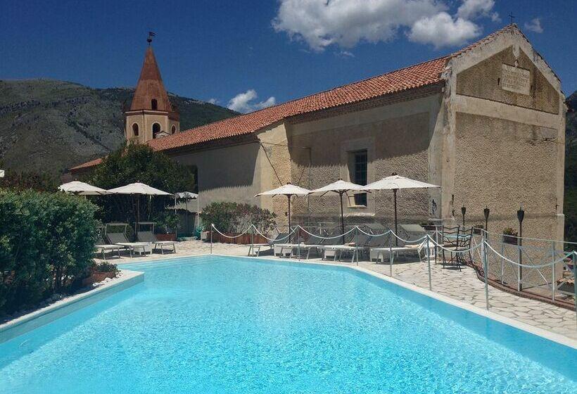 Piscina Hotel La Locanda Delle Donne Monache Maratea