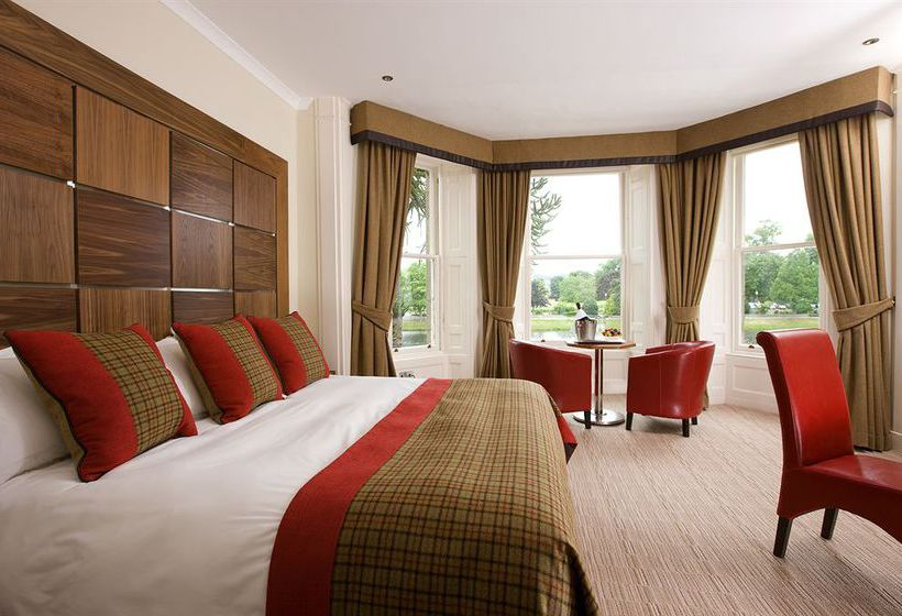 Hotel Glenmoriston Town House Inverness