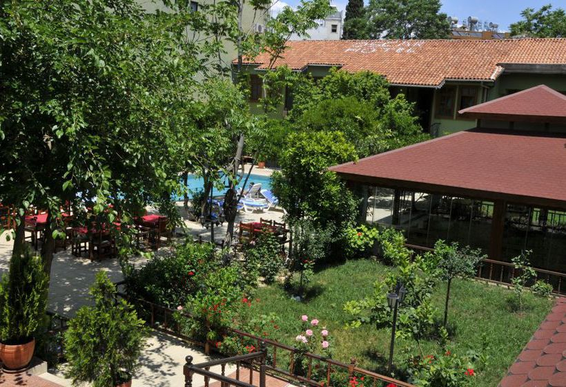بیرونی Oscar Boutique Hotel انتالیا