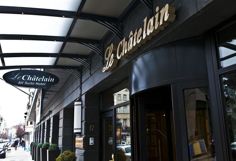 Boutique Hotel Le Chatelain 브뤼셀