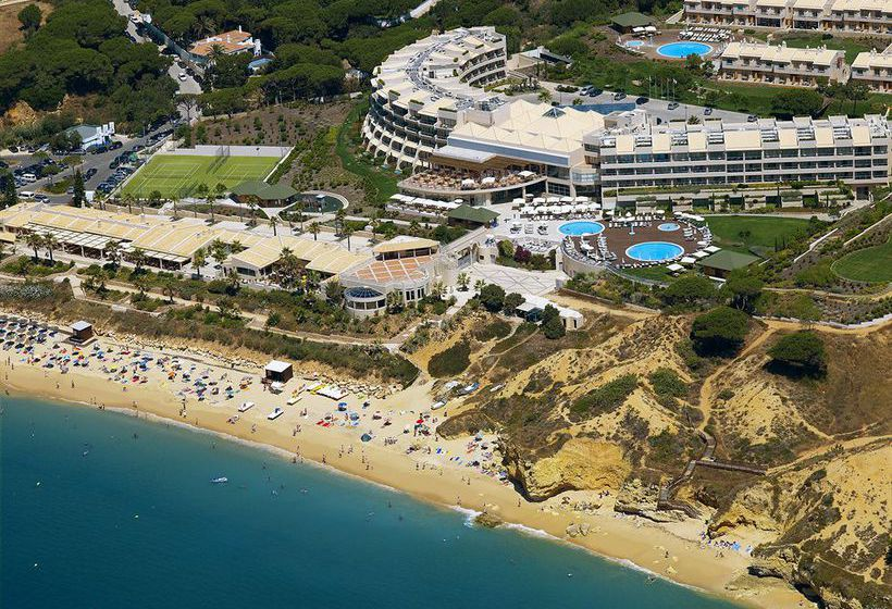 외관 Grande Real Santa Eulalia Resort & Hotel Spa 알 부페이라