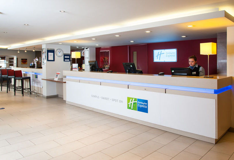 ホテル Holiday Inn Express Bristol - North ブリストル