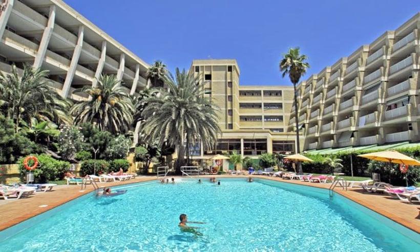 Apartamentos Jardin del Atlantico Praia do Ingles