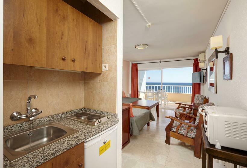 Apartamentos La Jabega フエンヒローラ