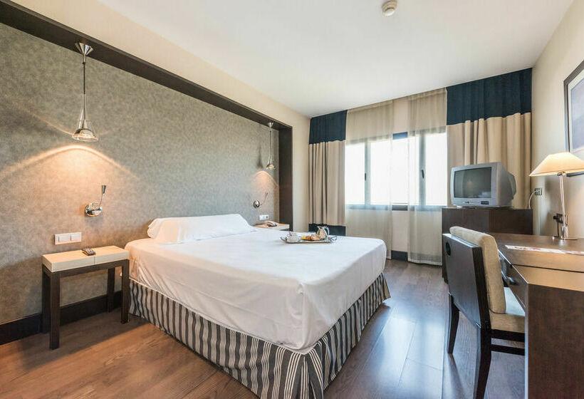 Room Hotel Mercader Madrid