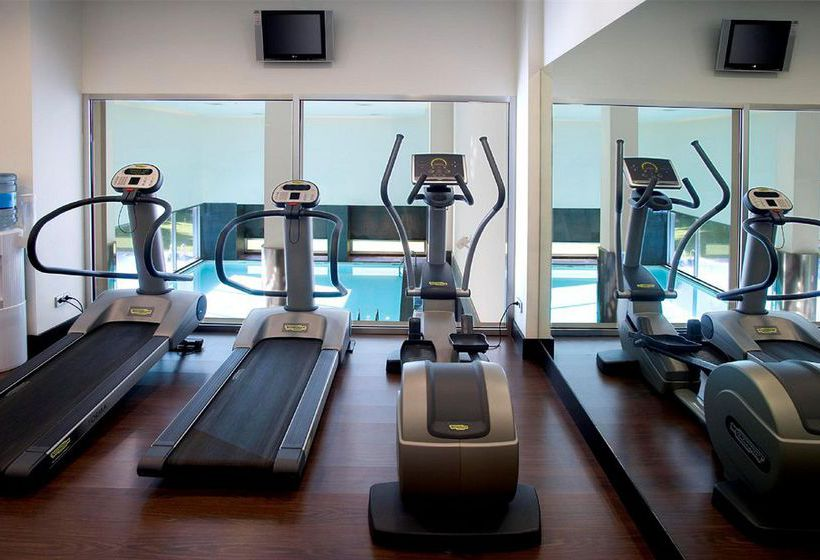 Sport center Hotel NH Collection Santiago de Compostela