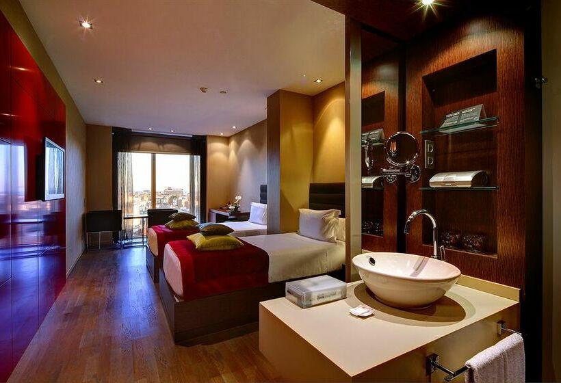 호텔 Olivia Plaza 바르셀로나