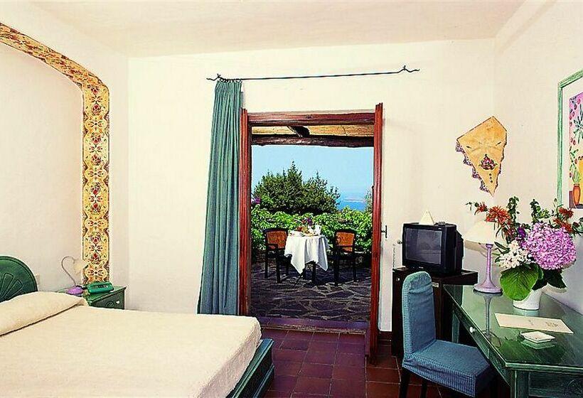 Habitación Hotel Rocce Sarde San Pantaleo