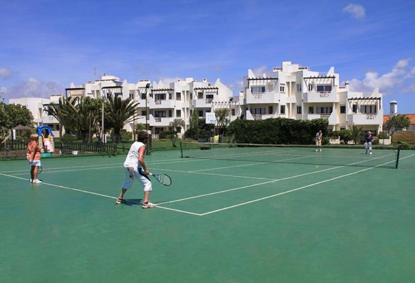 Sports facilities Duna Parque Beach Club Apartments Vila Nova de Milfontes