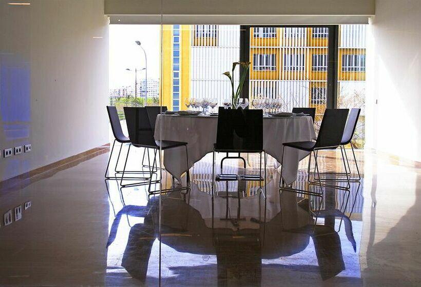 Konferenzräume Hotel Barceló Valencia