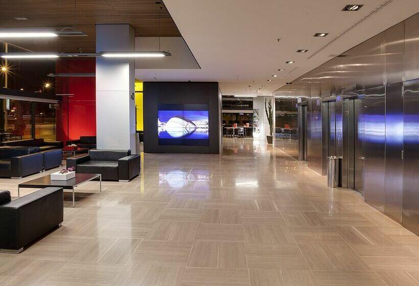 Gemeinschaftsbereiche Hotel Barceló Valencia