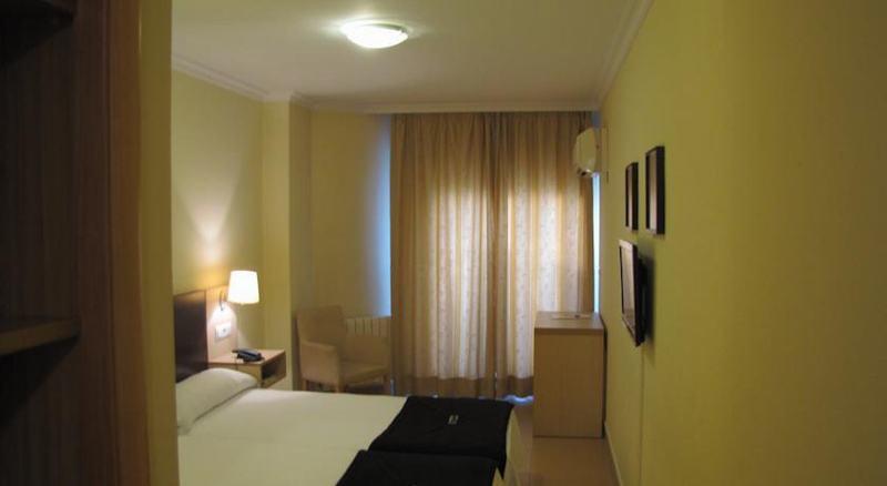 Hotel Room Pontevedra