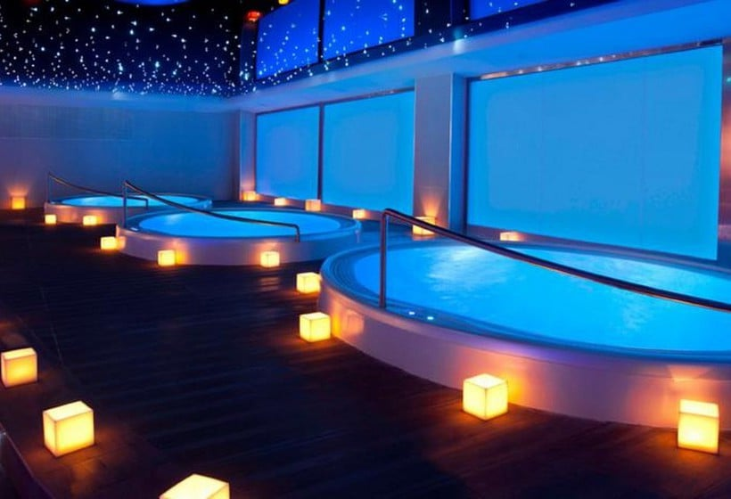 Wellness Hôtel AR Diamante Beach Spa Calpe