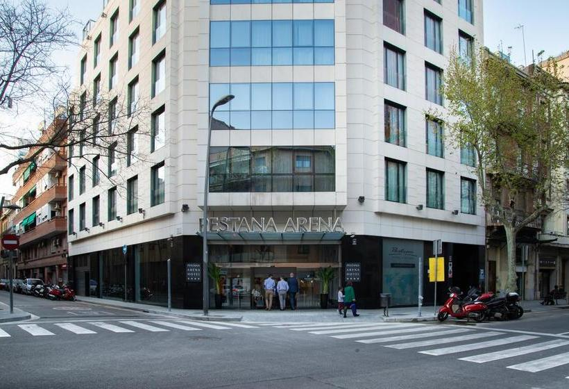 Hôtel Pestana Arena Barcelona Barcelone