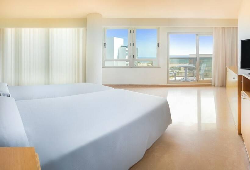 Zimmer Hotel RH Gijon Gandia