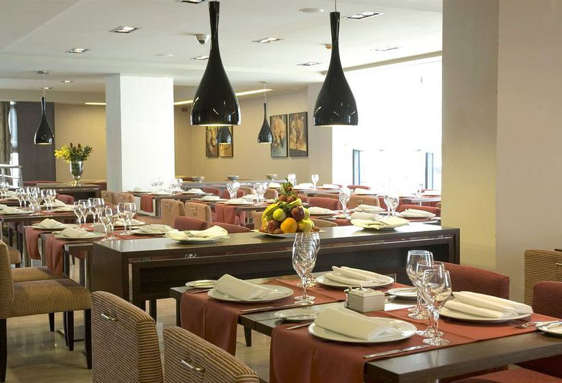 Restaurante Hotel Barceló Casablanca