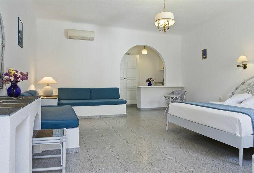 ホテル Kamari ミコノス島