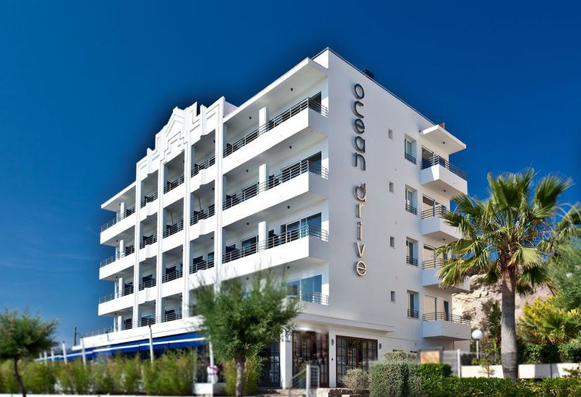 Hôtel Ocean Drive Ibiza Ville