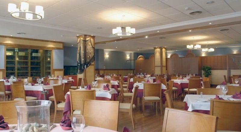 Restaurant Hotel Peñíscola Plaza Suites Penyiscola