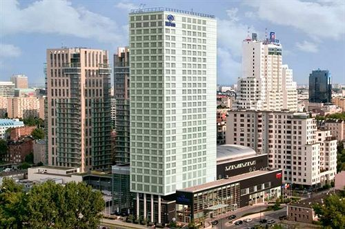 Hilton Warsaw Hotel & Convention Centre Varsovie