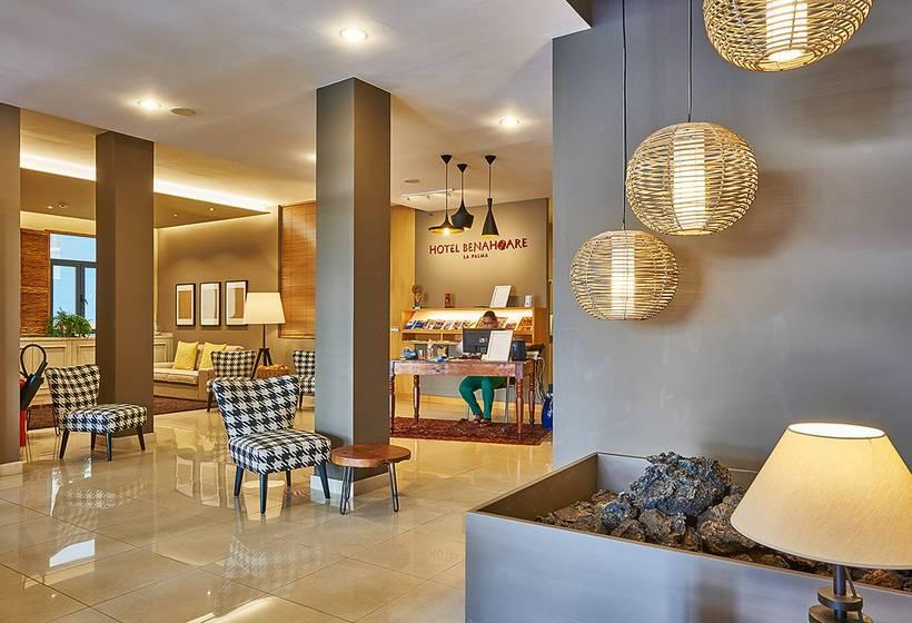 Photo de l'hôtel Hôtel Benahoare Los Llanos de Aridane
