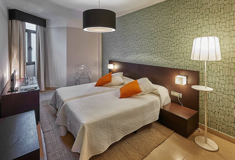 Chambre Hôtel Benahoare Los Llanos de Aridane
