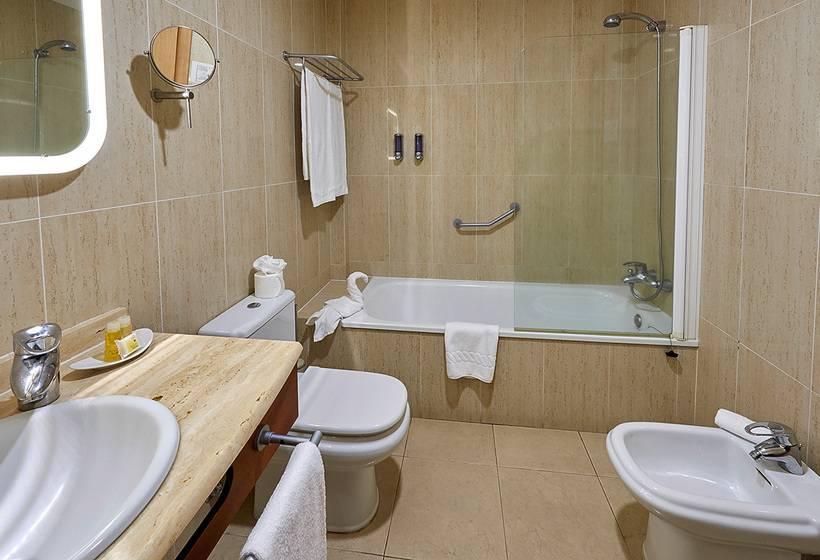 Bathroom Hotel Benahoare Los Llanos de Aridane