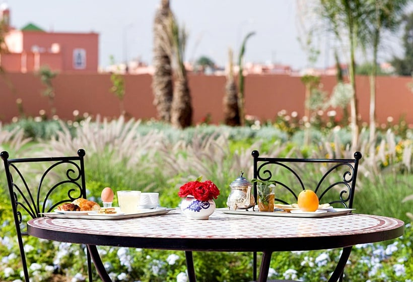 Hotel Ibis Moussafir Marrakech Palmeraie Marraquexe