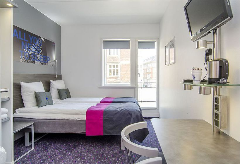 Hôtel Cabinn City Copenhague