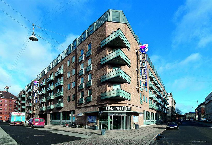 Hotel Cabinn City Copenhague