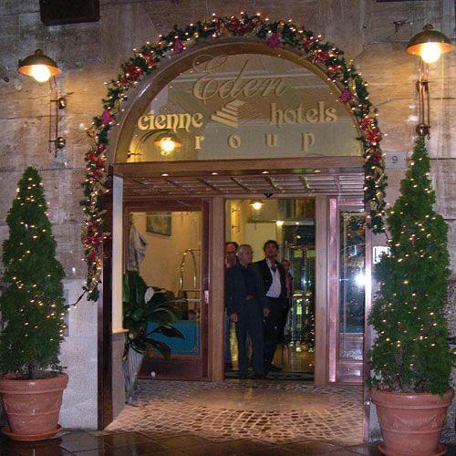 Hotel Eden Neapel