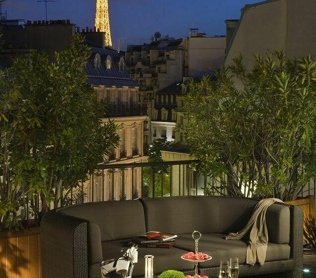 فندق Fouquet's Barrière باريس