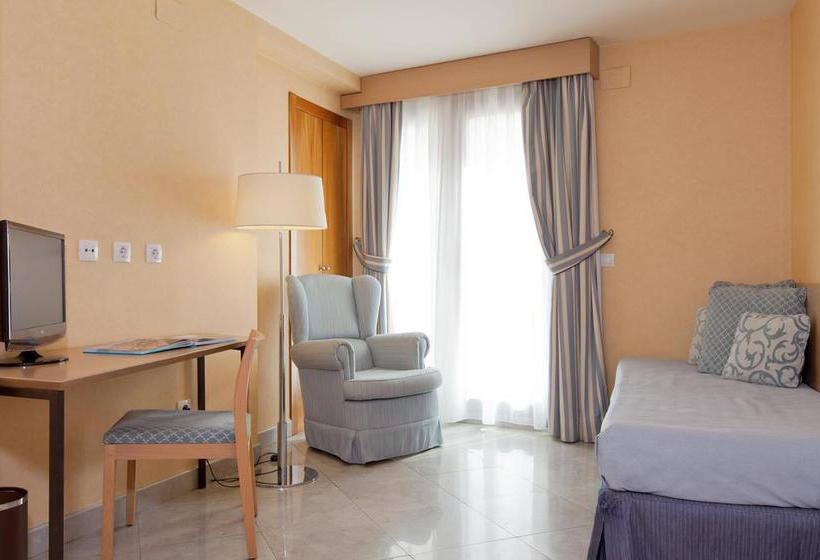 Room Hotel Gravina Cinco Alicante