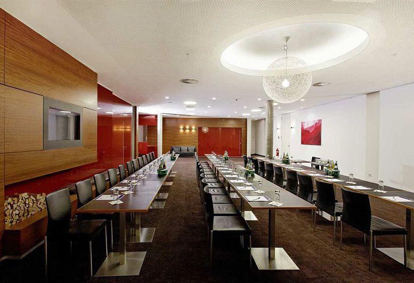 فندق Hilton Garden Inn Stuttgart Neckarpark شتوتغارت