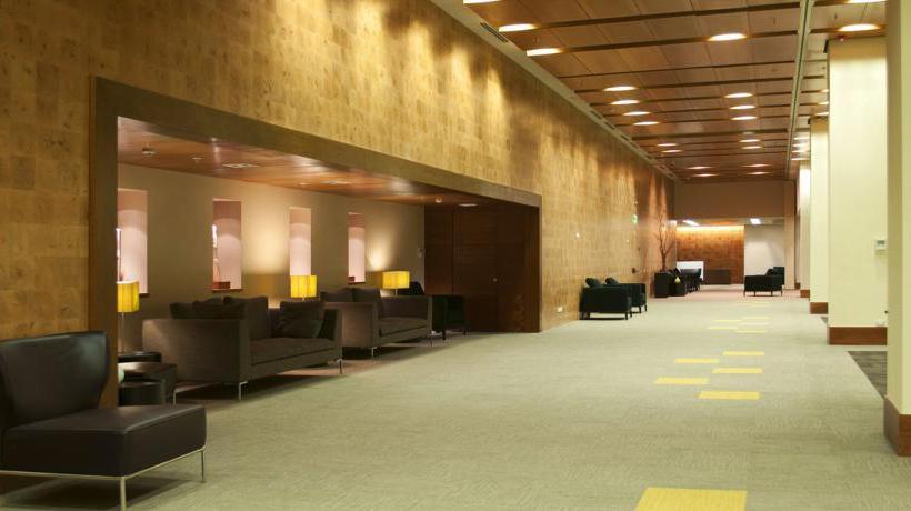 Gemeinschaftsbereiche Hotel Intercontinental Santiago Las Condes