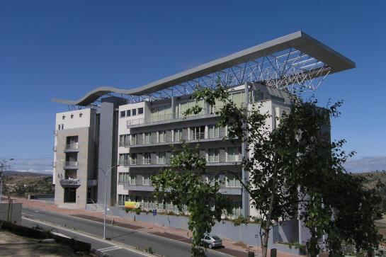 Hôtel Vanguarda Guarda