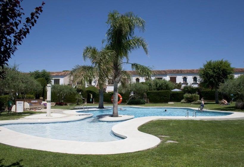 Apartamentos ibersol villas villajardin cambrils les for Villa jardin nomade