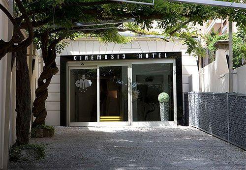 CineMusic Hotel Rom