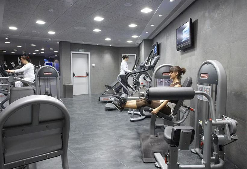Sports facilities Hotel Primus Valencia