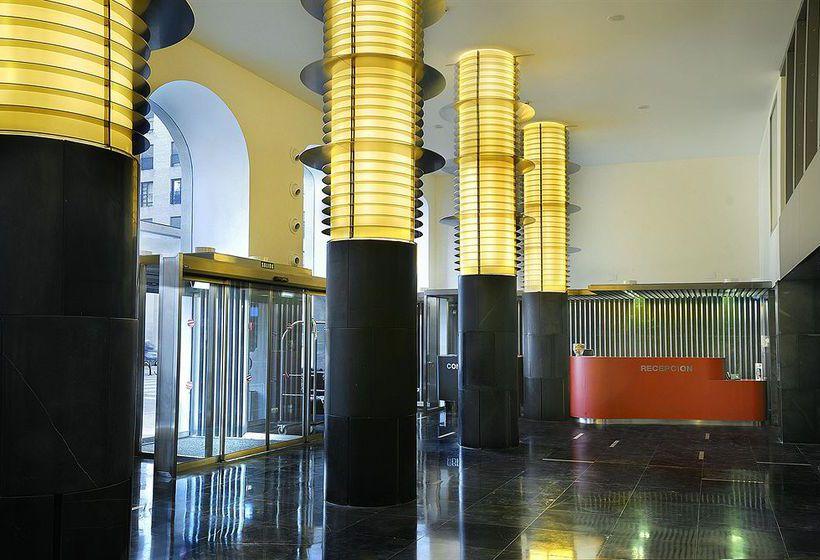 Hotel Vincci Zaragoza Zentro Saragozza
