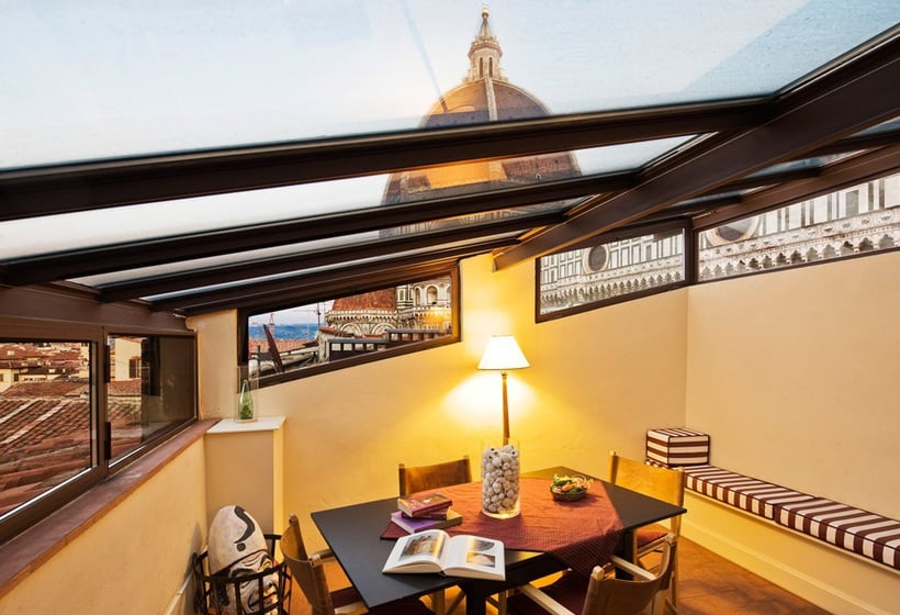 Terrasse Granduomo Charming Accomodations Florenz